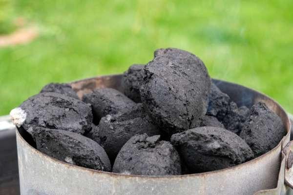 Ведро угля