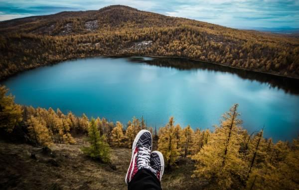 Отдых у озера