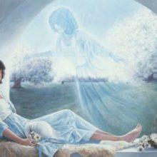 В чём связь астральной проекции и сновидения