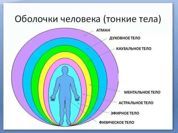 тонкие тела