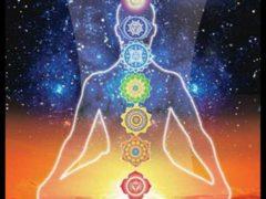 Расположение и цвета чакр на теле человека и их предназначение