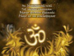 Красивая Гаятри мантра: перевод и значение