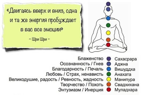 воздействие энергии на организм