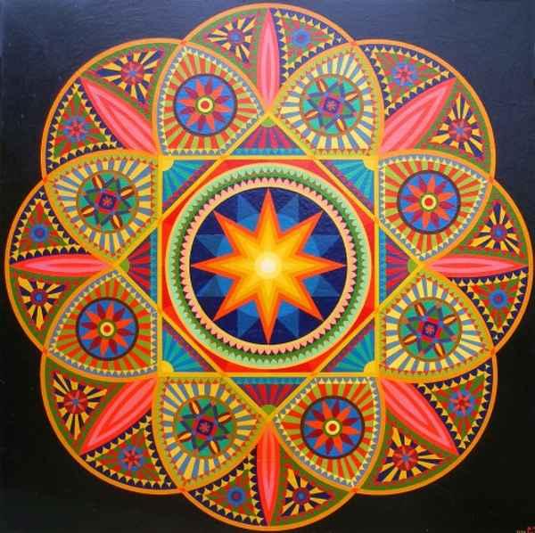 символ вечного круговорота жизни