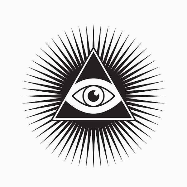 как выглядит всевидящее око