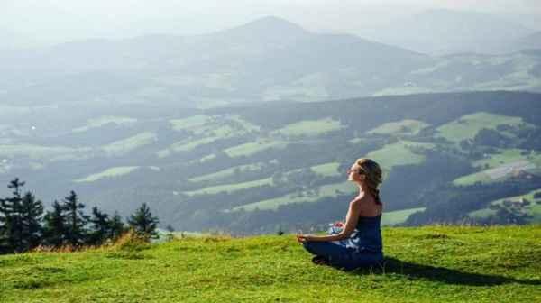 медитация и уединение