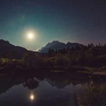 Очень мощные мантры Луне, творящие чудеса