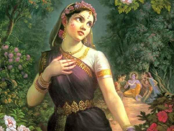 Радха – вечная возлюбленная Кришны