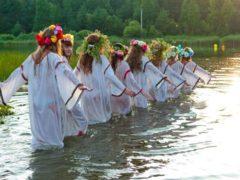 Магическая ночь на Ивана Купала: обряды, гадания и верования