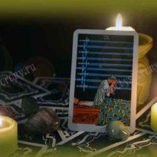 Значение девятки Мечей в раскладах Таро