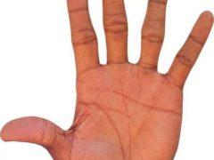Определяем характер человека по пальцам рук