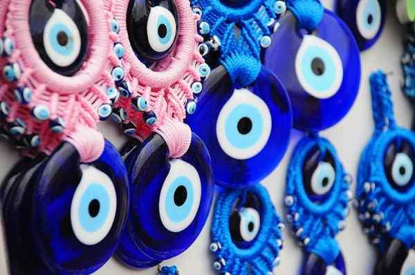 глаз фатимы внешний вид