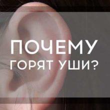 К чему горит правое или левое ухо: все значение приметы