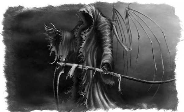 азраил ангел смерти в исламе