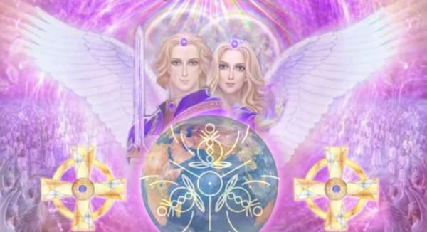архангел чамуил и ангел любви