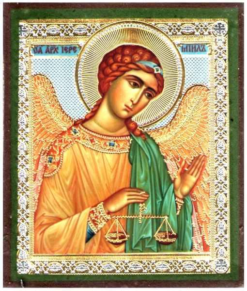 икона архангел иеремиил