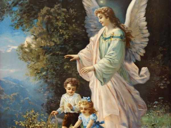 облик ангела хранителя