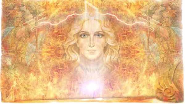 уриил архангел свет