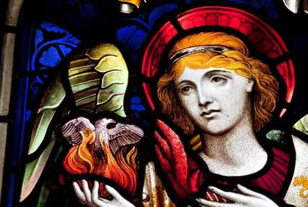архангел уриил изображение