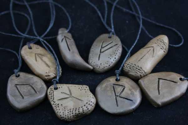 рунические славянские обереги символы